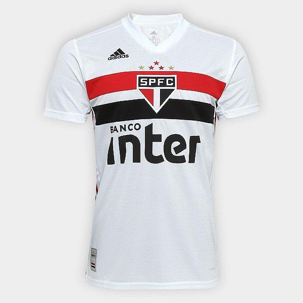 Camisa do São Paulo 2019 Masculina/Feminina Editavel
