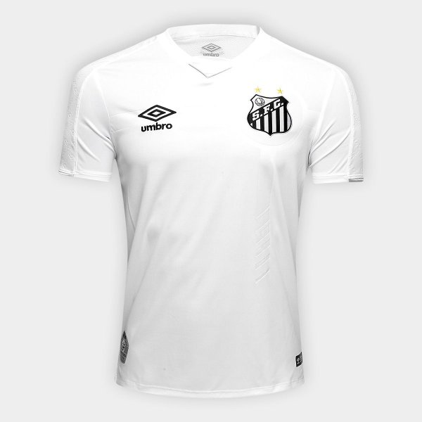Camisa do Santos 2019 Masculina/Feminina Editavel