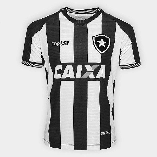 Camisa do Botafogo 2019 Masculina/Feminina Editavel