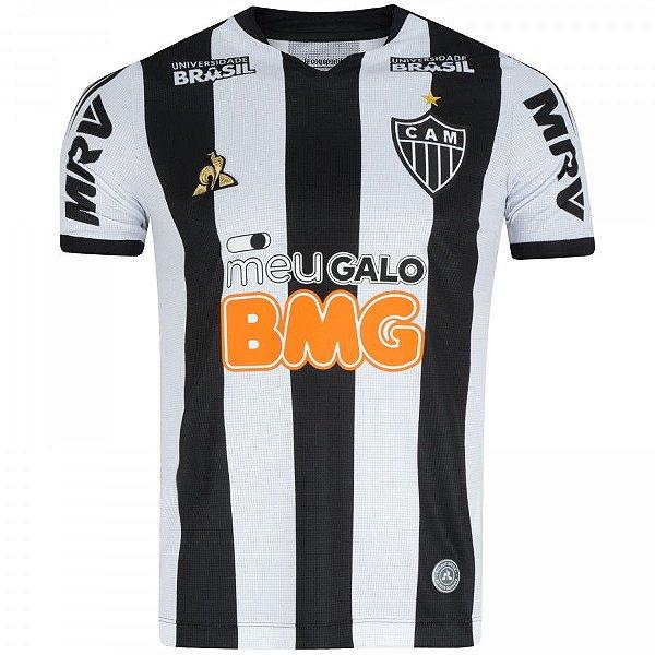 Camisa do Atlético Mineiro 2019 Masculina/Feminina Editável