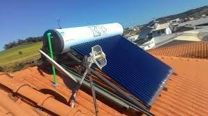 Aquecedor Solar Tubo A Vácuo - Acoplado - 300 Litros
