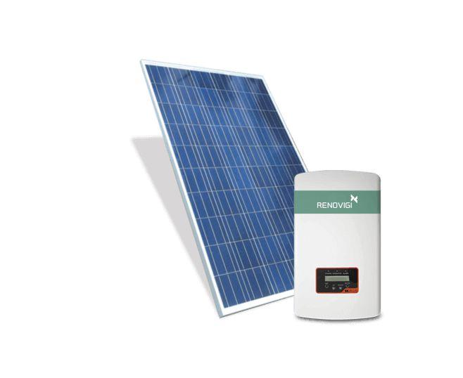 Kit Gerador Solar String 2,76kWp - 220V