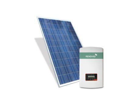 Kit Gerador Solar String 5,52kWp - 220V