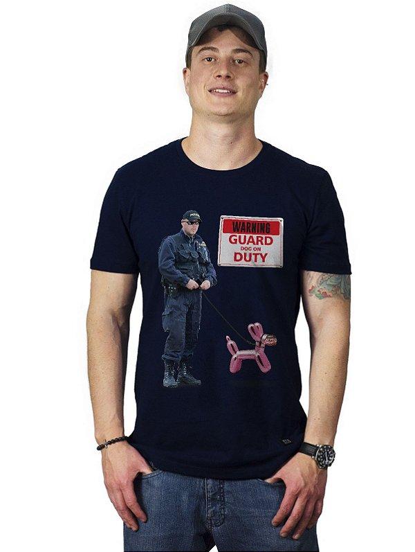 Camiseta Dog Guard
