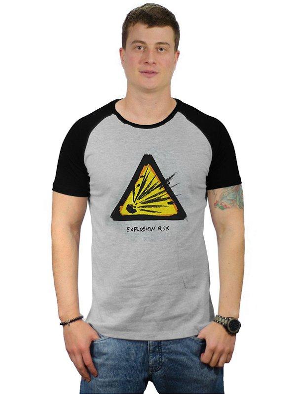 Camiseta Explosion Risk
