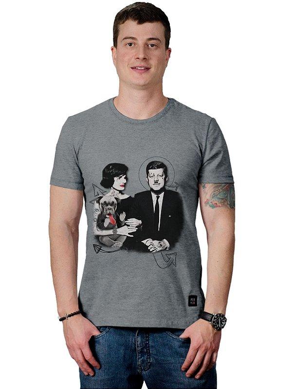 Camiseta JFK