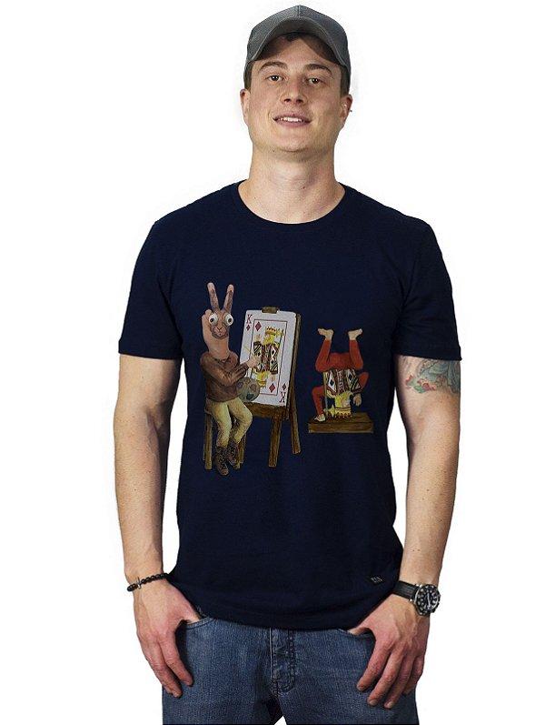 Camiseta King Card