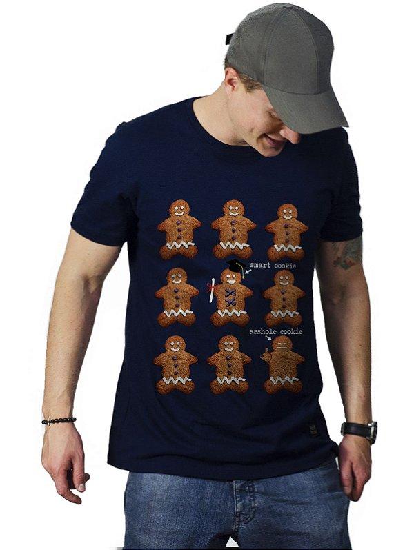 Camiseta Smart Cookie