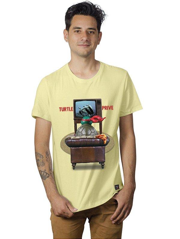 Camiseta Turtle Prive