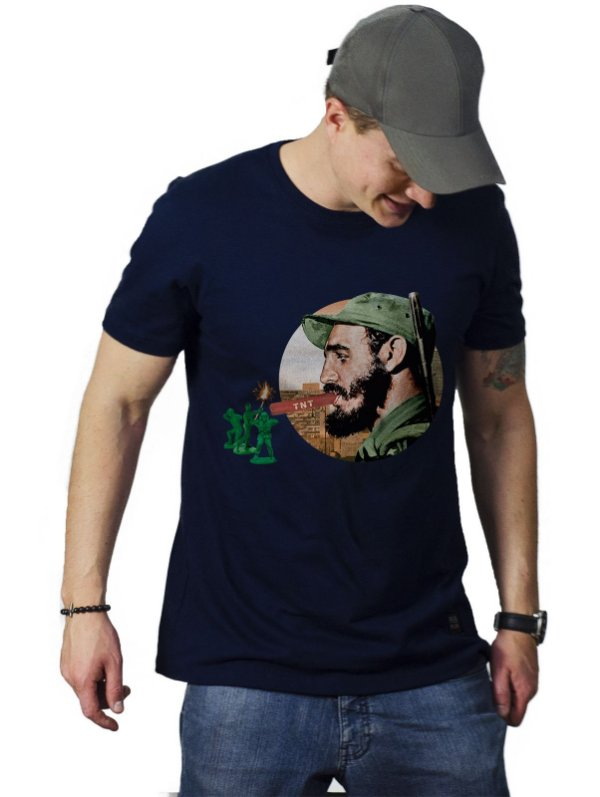 Camiseta We Love Fidel