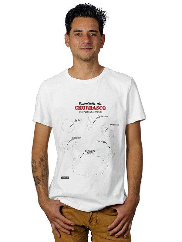 Camiseta Churrasco