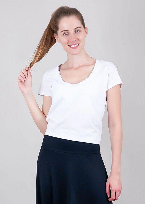 T-shirt Adulto Branca Comfy