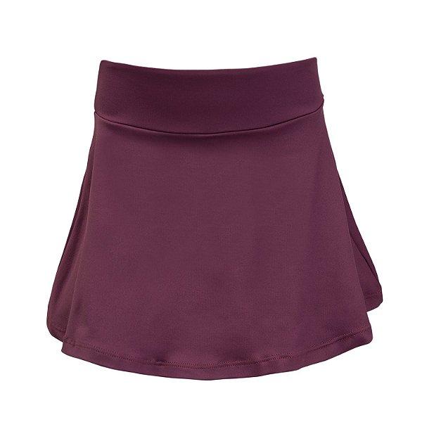 Shorts Saia Uva