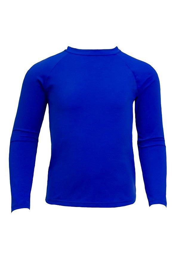 Camiseta UV azul