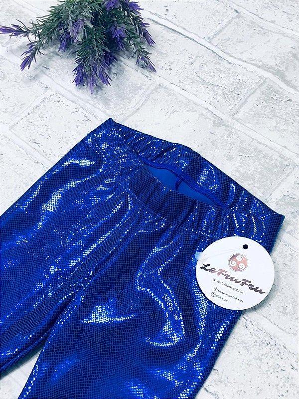Legging Infantil Dark Blue Shine