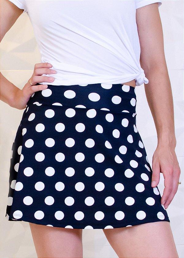 Shorts Saia Adulto Bolas