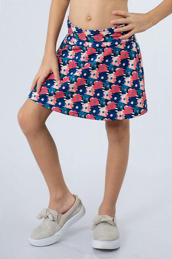 Shorts Saia Infantil Giardino
