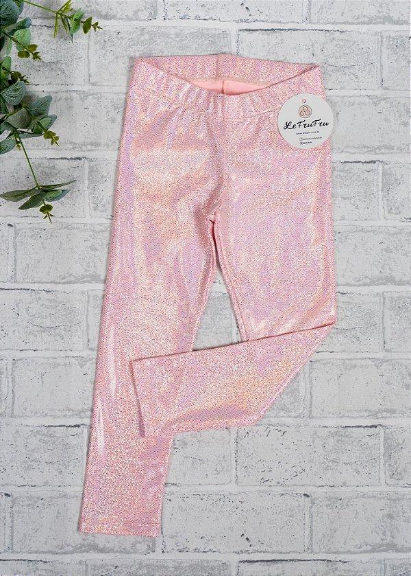 Legging Infantil Gloss Brilhante