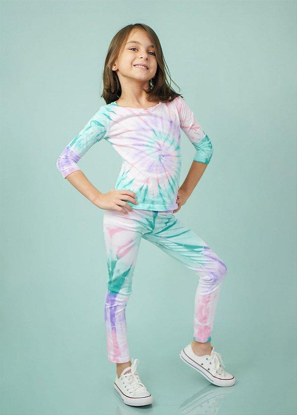 Kit Tie Dye Infantil Candy