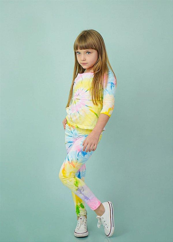 Kit Tie Dye Neon