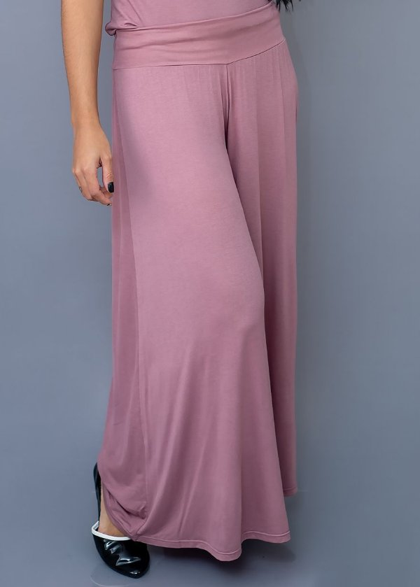 Pantalona Adulto Rosê Naomi