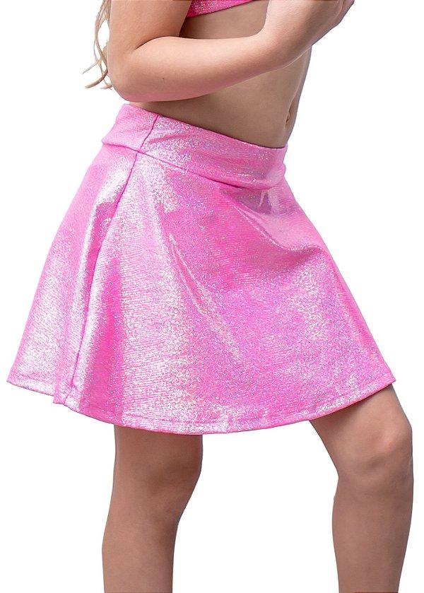 Shorts Saia Infantil Penelope Charmosa
