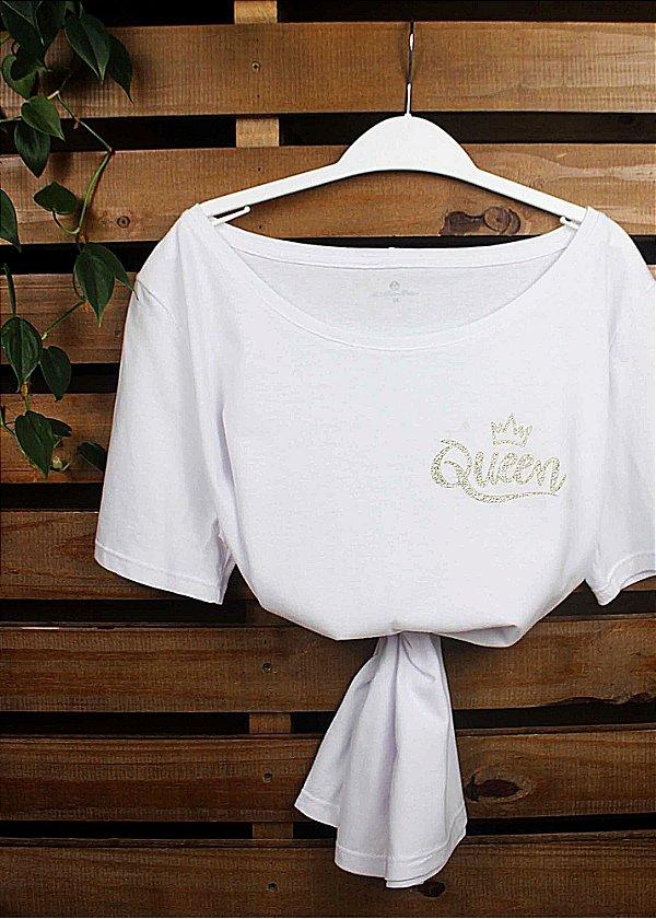 T-shirt Adulto Queen