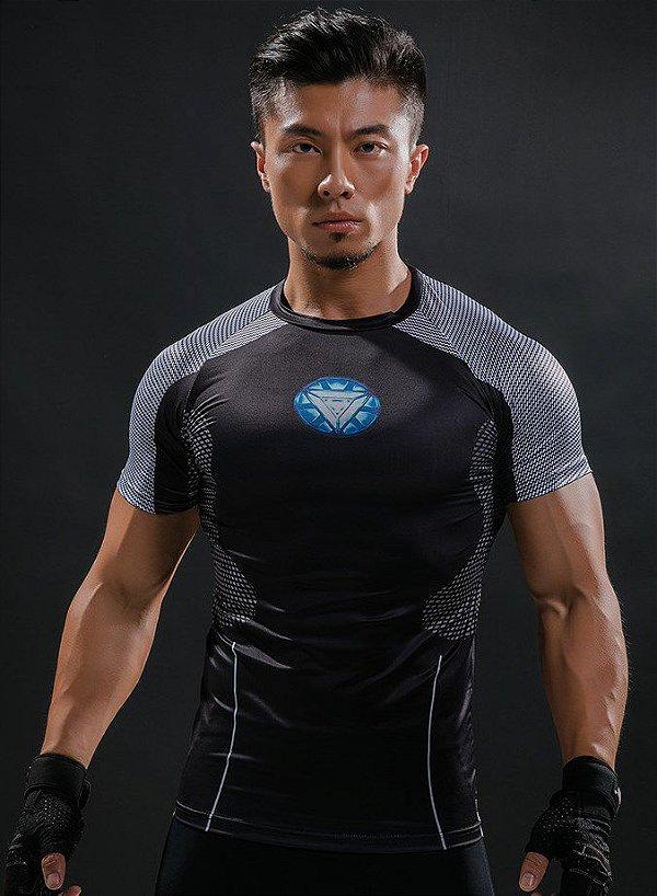Camisa Tony Stark - Iron Man