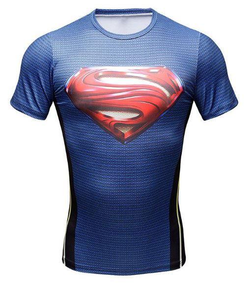 Camisa Superman Clássico Mod 2