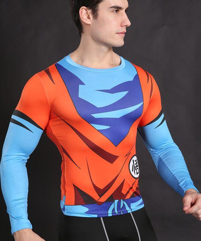 Camisa Goku Manga II