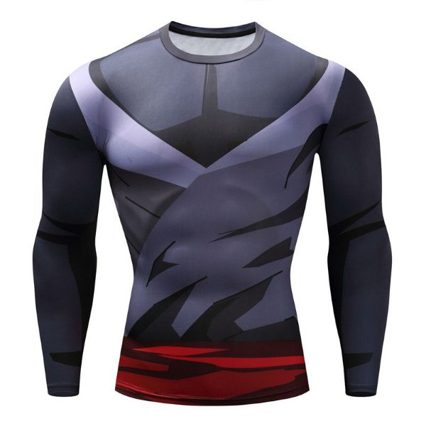 Camisa Goku Black - Dragon Ball Super