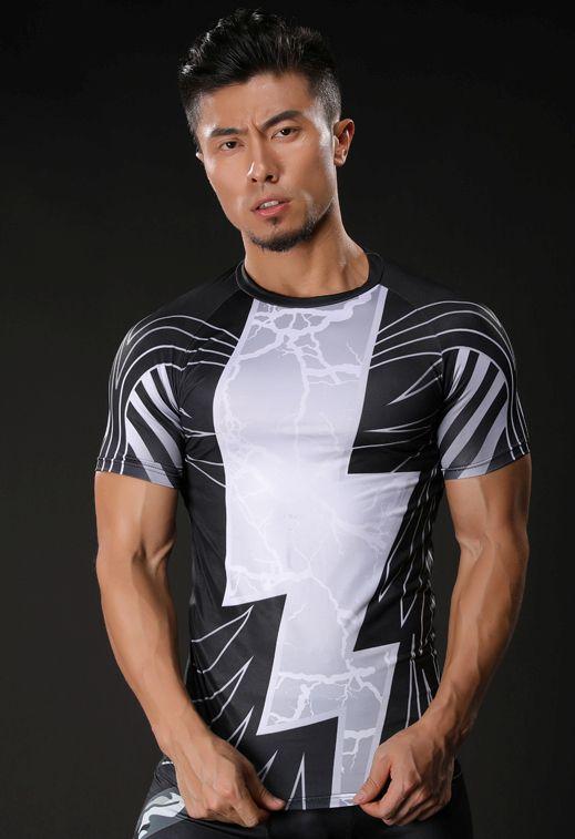 Camisa Adão Negro - Shazam