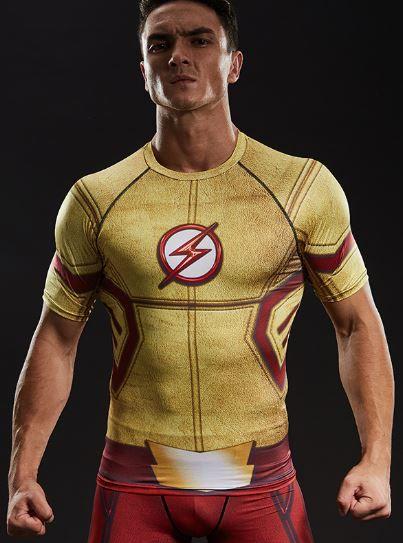 Camisa Kid Flash 2018