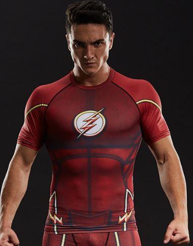 Camisa Flash - Série