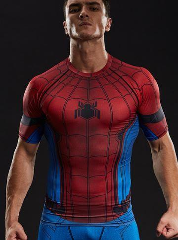 Camisa Homem Aranha - Filme