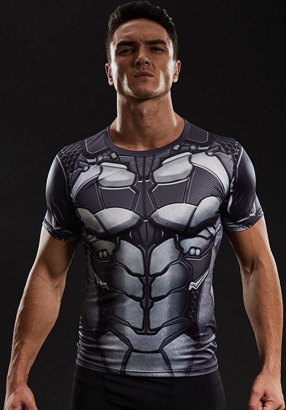 Camisa Batman Metal