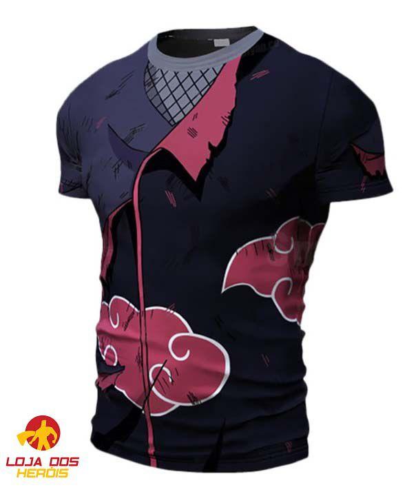Camisa Itachi Uchiha - Naruto