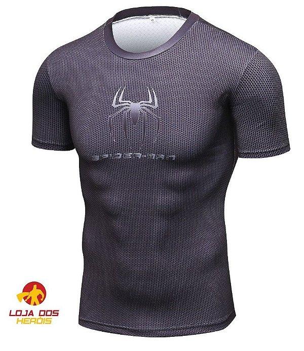 Camisa Homem Aranha Edição venom