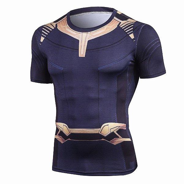 Camisa Thanos - Guerra Infinita