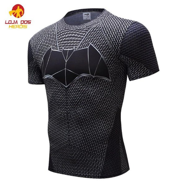 Camisa Batman Black HQ