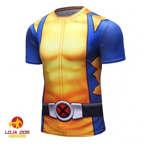 Camisa Wolverine - X-Men