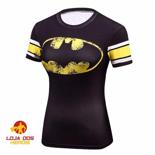 Batman Clássica - Feminina