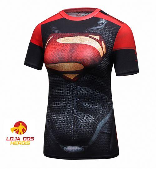 Superman Red - Feminina