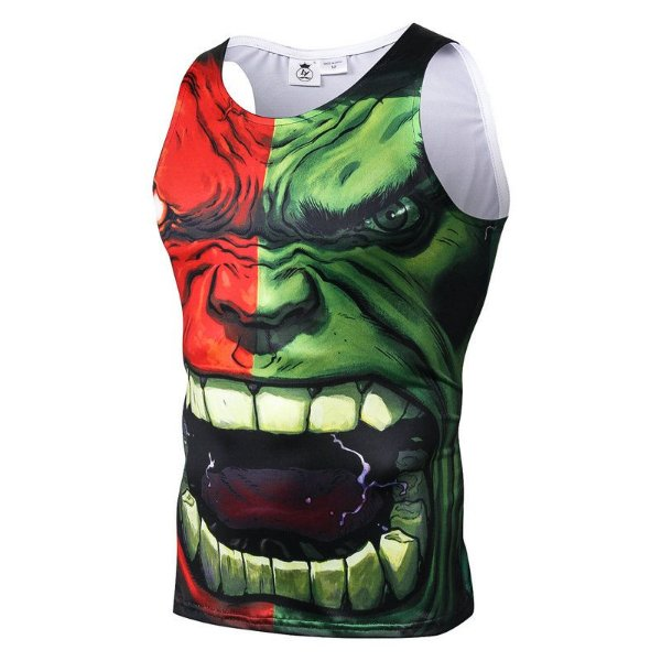 Regata Hulk Vs Red Hulk