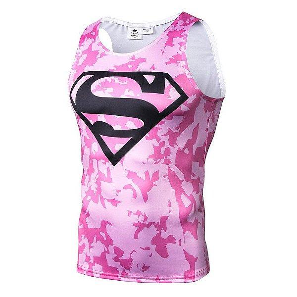 Regata Superman Pink