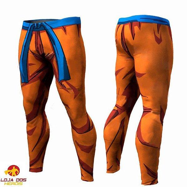 Calça Goku SSJ - Dragon Ball Super