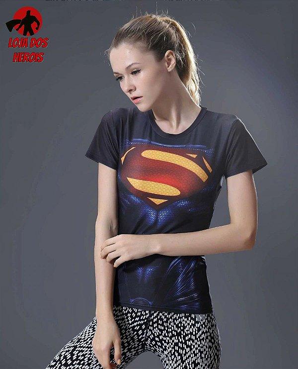 Camisa Feminina Superman - O Retorno