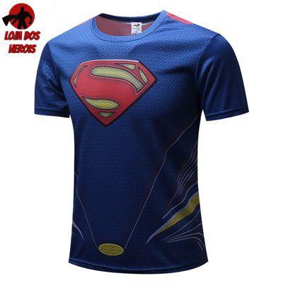 Superman Filme - SlimFit