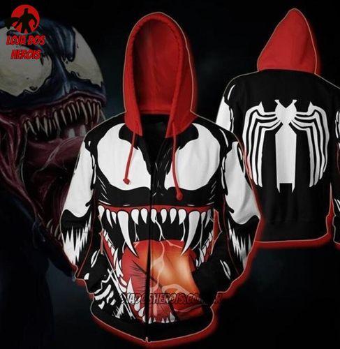 Jaqueta/Blusa Venom Clássico