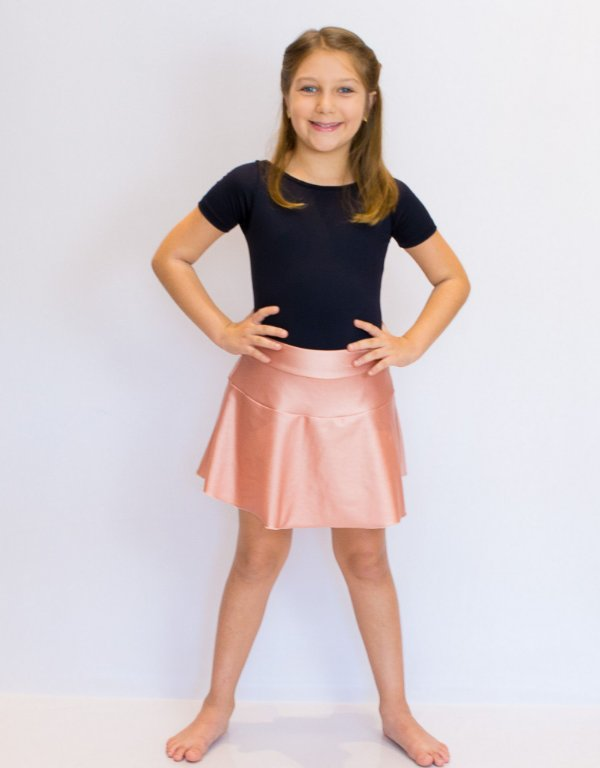 Short-saia rodado cirré